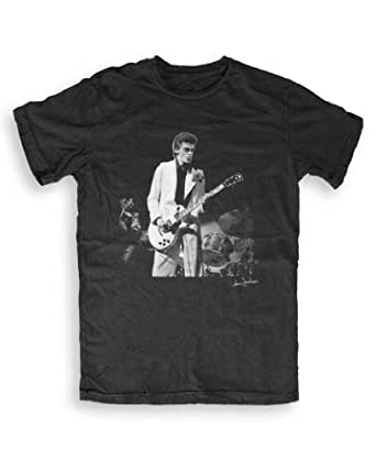 DTTMAH - Be-Bop Deluxe - Music T-shirts by Ian Dickson - black - S
