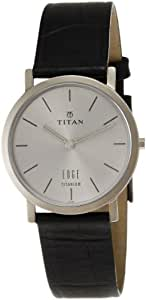 Titan Edge Analog Grey Dial Men's Watch - 679TL01