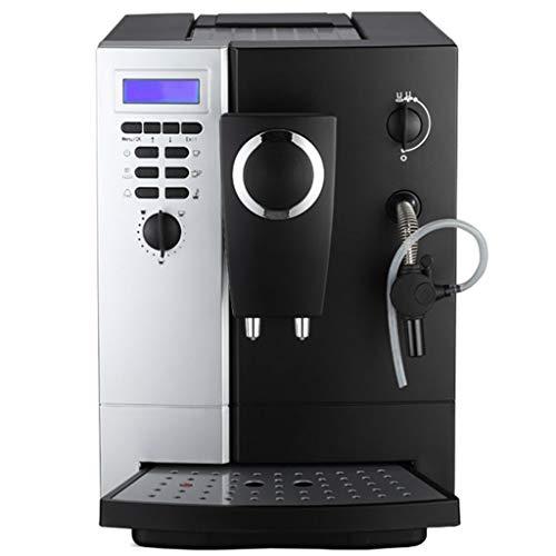 Automatische Kaffeemaschine Smart Bean/Powder Dual-Use 2.0 Wassertank Kapazität 1250 Watt (Schwarz)