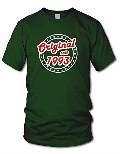 shirtloge - ORIGINAL SEIT 1993 - KULT - Fun T-Shirt - in verschiedenen Farben & Größe Dunkelgrün