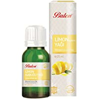 Balen Zitronenschalenöl 20 ml: Zitronenöl mit seinem wirkungsvollen Duft; pflegt Haare und fördert die Konzentration preisvergleich bei billige-tabletten.eu