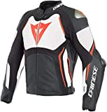 Dainese Tuono D-Air® Airbag Giacca da motociclista in pelle