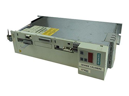 Preisvergleich Produktbild Siemens 6SE7021-0TP60 DC/AC Masterdrives Frequenzumrichter