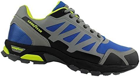 Goodyear Sporty Athletic Zapatillas de trabajo de seguridad de metal,