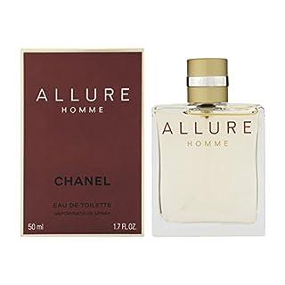 Chanel Allure Homme Eau de Toilette für Herren, 50 ml