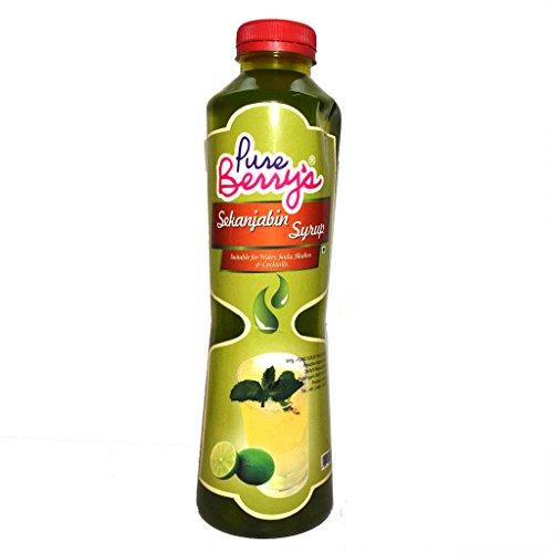 Pureberrys Sekanjabin Syrup 750 Ml