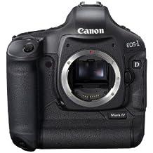 Canon EOS 1D Mark IV Corpo della fotocamera SLR 16.1MP CMOS 4896 x 3264Pixel Nero