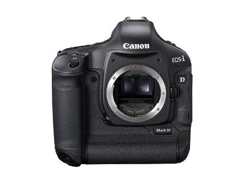 Canon EOS 1D Mark IV SLR-Digitalkamera (16 Megapixel, 7,6 cm (3 Zoll) LCD-Display, LiveView, Full-HD-Movie) Gehäuse