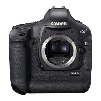 Canon EOS 1D Mark IV - Cámara Réflex Digital 16.1 MP (Cuerpo ...