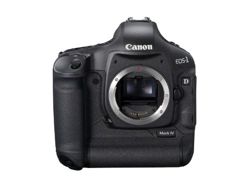 Canon EOS 1D Mark IV SLR-Digitalkamera (16 MP, 7,6cm (3 Zoll) LCD-Display, LiveView, Full-HD-Movie, Gehäuse) Canon Ifc-200u Usb