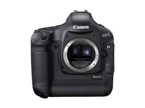 Canon EOS 1D Mark IV SLR-Digitalkamera (16 MP, 7,6cm (3 Zoll) LCD-Display, LiveView, Full-HD-Movie, Gehäuse) - Kamera-ladegerät Canon Eos