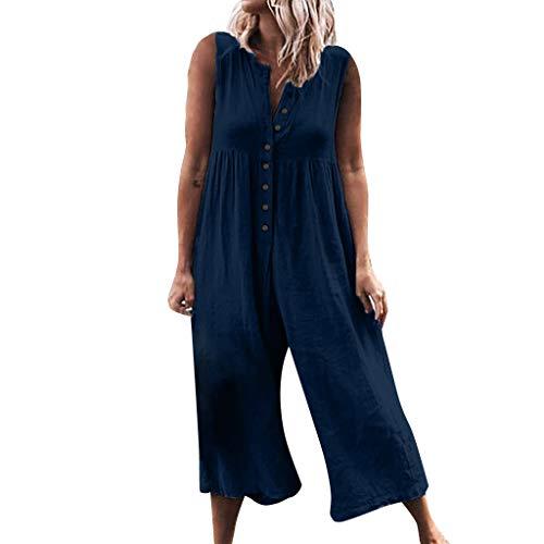ZZXIAN Jumpsuits Damen Elegant Lang Overalls Winter, Latzhose Kinder Arbeitshose Bodysuit Cutout for ()
