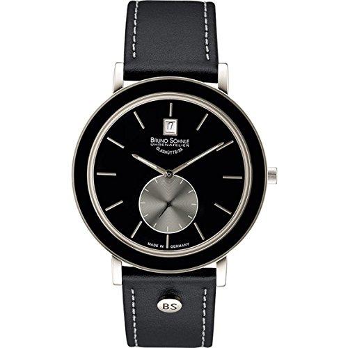 Bruno Söhnle Naturale II–Reloj de pulsera analógico para mujer cuarzo piel 17–73139–741