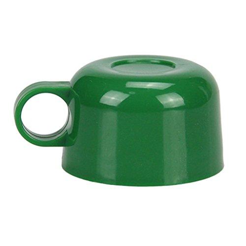 Homyl Gobelet d'Enfant en Plastique Gobelet Réutilisable pour Boissons Tasse d'Eau Goblet - Vert