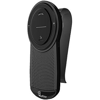 VeoPulse - Kit main libre voiture Bluetooth B-PRO - à mettre sur pare-soleil de votre auto