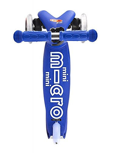 Micro - Patinete Deluxe, Azul (MMD006)