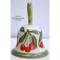 Campanella in Ceramica Linea Ciliege Handmade Le