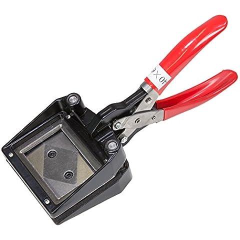 NOMIS Hand-type Photo Cutter 40mm x 60mm metal handheld passport cutter die punch