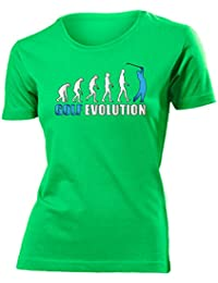 GOLF EVOLUTION T-Shirt Damen S-XXL