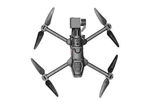 Walkera 15001000 Vitus Portable Quadrocopter RTF - FPV-Drohne mit 4K UHD-Kamera, Hinderniserkennung, GPS, Active Track, DEVO F8S-Fernsteuerung, Akku und Ladegerät - 9