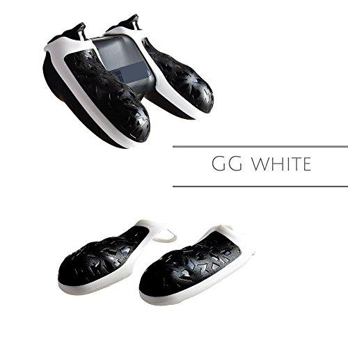 PS4 Dualshock Controller Grip Griffe Skidproof Antirutsch Griffe Top Qualität (Weiß) Custom Control Für Ps3