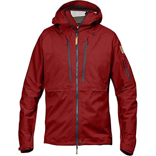 Fjällräven Herren Keb Eco-Shell Jacket Softshelljacke Lava