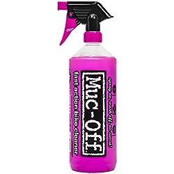 Muc - Off Nano Tech - Limpiador de bicicleta de ciclismo, tamaño 1 l, color rosa
