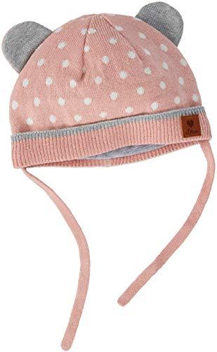 s.Oliver Junior Baby-Mädchen 59.810.92.4933 Mütze, Light Pink 42g3, 43 cm