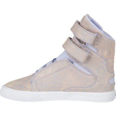 Supra Donna Scarpe / Sneaker Society Viola
