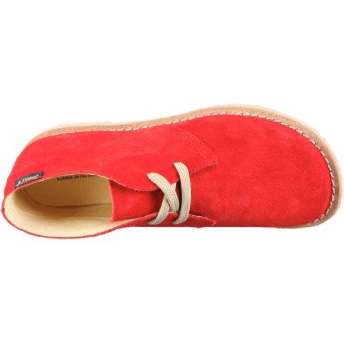Jonny's Maria 6776, Bottes femme Rouge (rot/rot)