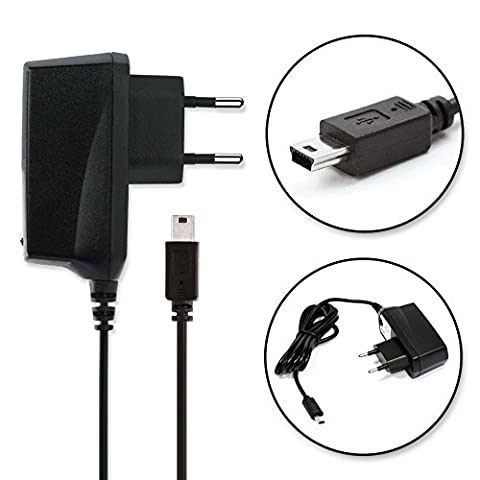 subtel® Qualitäts Ladekabel - 1.4m (1A / 1000mA) für Nintendo
