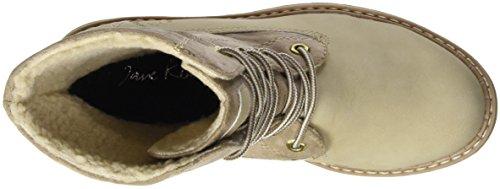 Jane Klain Boot, Bottes mi-hauteur avec doublure chaude femme Beige - Beige (460 Birch)