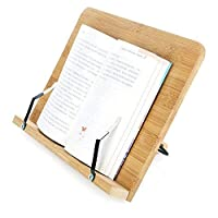 Zipom 100% Portable Bamboo Laptop Stand Foldable Desk