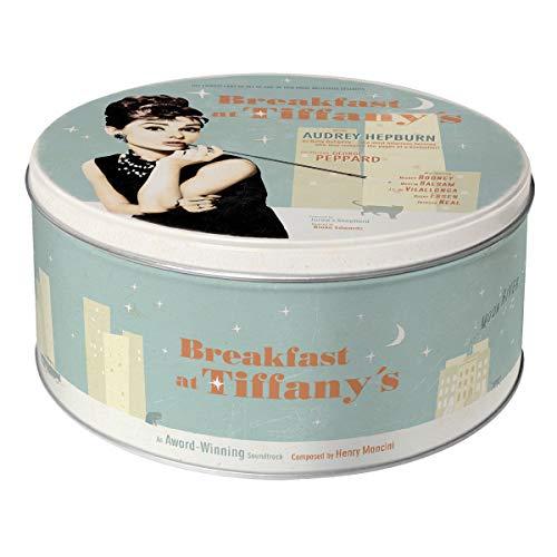 Breakfast at Tiffany's Blue, Vorratsdose Rund L ()
