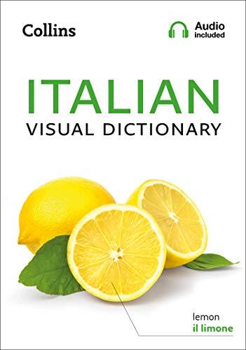 Collins Italian Visual Dictionary (Collins Visual Dictionaries) [Idioma Inglés]