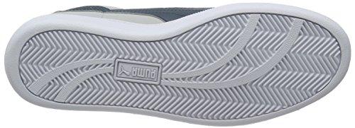 Puma Smash Buck, Unisex-Erwachsene Sneakers Grau (Gray Violet/Turbulence)