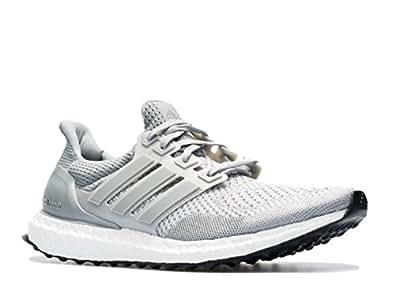adidas Performance Ultra Boost Ltd Running Shoe, Silver