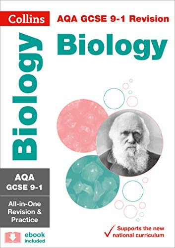 AQA GCSE 9-1 Biology All-in-One Revision and Practice (Collins GCSE 9-1 Revision) (English Edition)