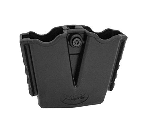 Fma XDM cintura Airsoft pistola doppia Magazine Pouch - Doppia Pistol Mag Pouch