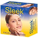 Sleek Pack-Facial Hair Remover