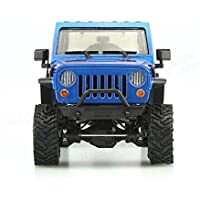 REALACC Orlandoo OH35A01 Kit Hunter 1/35 DIY Jeep Rubicon Micro Crawler Without Electric Part Not Color
