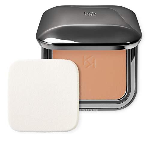Kiko Milano - Base maquillaje polvo tono piel, base
