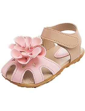 WINWINTOM - Sandalias de vestir para niña
