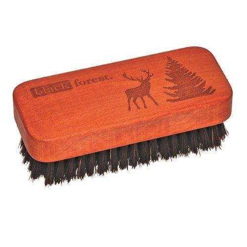 Brosse universelle - Black forest - avec cerf et sapin