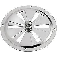 Osculati 53.214.55 - Aereatore circolare 127 mm (S.S round vent 127 mm)