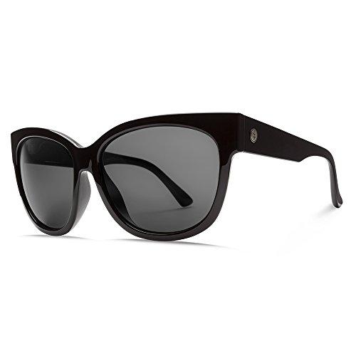 Electric Damen Sonnenbrille Danger Cat Gloss Black