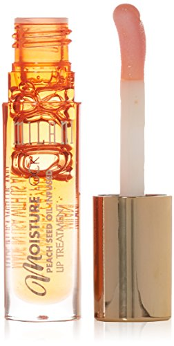 MILANI Moisture Lock Oil Infused Lip Treatment - Rejuvenating Peach Mango