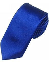 Mivera Premium Solid Color Necktie , Slim Neck Tie For Men, 2inch Width, Formal Neck Tie, Skinny Neck Tie For... - B01N0XRBPF