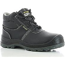 Sicherheits-Stiefel S3 Typ BESTBOY in den Größen 35 bis 48 - Das Standardmodell für den täglichen Baueinsatz!
