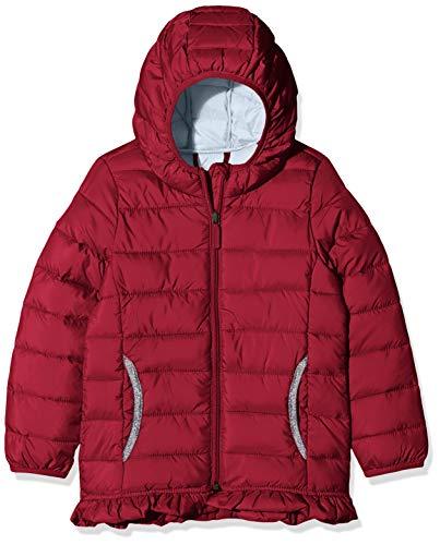 s.Oliver Mädchen 58.908.51.5094 Jacke, Rot (Dark Red 4622), (Herstellergröße: 116) -